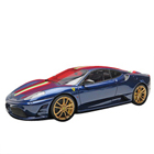 Select Gem Ferrari F430 Race and Play Car from Bburago