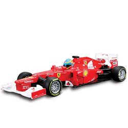 Dash�s Delight Scuderia Ferrari Model Car from Bburago