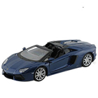 Sublime Trail Imported Lamborghini Aventador LP-700-4 Pull Back Car