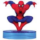 Let's Spread the Web Spiderman Figurine