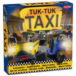 Imposing Tuk Tuk Taxi Toy Set