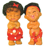 Cute Jungle Dolls Couple By Masoom Playmates