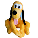 Buzzy Disney Goofy Soft Toy Dog
