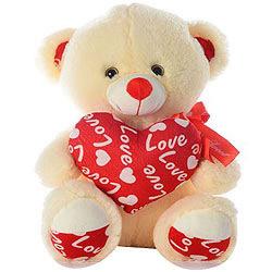 Glee-of-Emotions Love Teddy