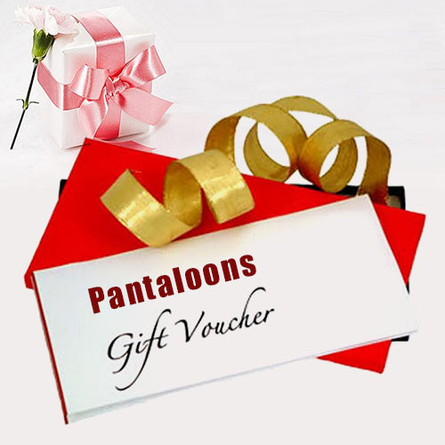 Pantaloons Gift Vouchers Worth Rs. 2000