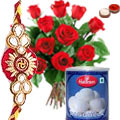 Cool Celebration Special Raymonds Gift Vouchers Worth Rs 1000 with 1 Free Rakhi